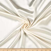 Monaco Stretch Duchess Satin Ivory
