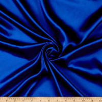Monaco Stretch Duchess Satin Royal