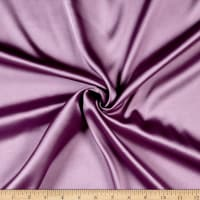 Monaco Stretch Duchess Satin Dark Lilac