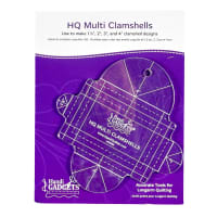 Multi Clamshell Ruler