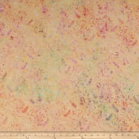 Timeless Treasures Tonga Batik Posey Garden Paisley Horizon