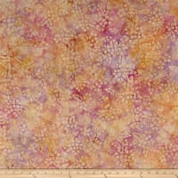 Timeless Treasures Tonga Batik Posey Bloom Camelia