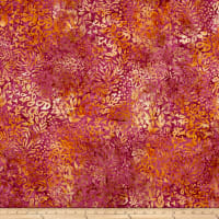 Timeless Treasures Tonga Batik Posey Amalfi Plum