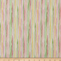 Dear Stella Digital Spice Things Up Washed Stripes Multi
