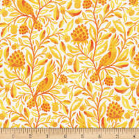 Cloud9 Fabrics Organic Birds & Branches Sergio