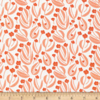 Cloud9 Fabrics Organic Stockbridge Bartnest Pink