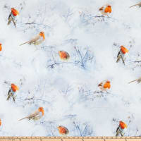 Hoffman Digital Call Of The Wild Winter Birds Ice