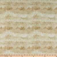 Hoffman Digital Painted Forest Packed Trees Cream