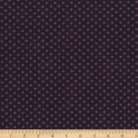 Stoffabric Denmark Quilters Basic Dusty Dots Grape