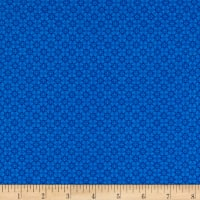 Stoffabric Denmark Quilters Basic Memory Scattered Dots Royal