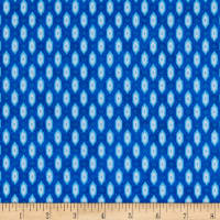 Stoffabric Denmark Quilters Basic Memory Shapes Royal