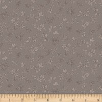 Stoffabric Denmark Juliet Roses  Flowers Taupe