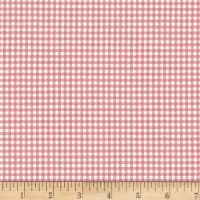 Stoffabric Denmark Nordso Check Rose