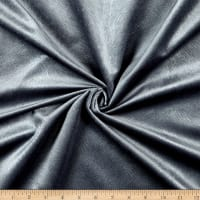 Embossed Velvet Feathers Charcoal