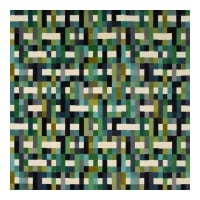 Kravet Couture Velvet Abstract Moment Peacock 34916 315