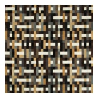 Kravet Couture Velvet Abstract Moment Onyx 34916 816