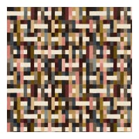 Kravet Couture Velvet Abstract Moment Rouge 34916 715
