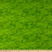 Northcott Xmas Delivery Marbled Green