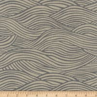 FIGO Surface Waves Gray
