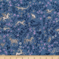 FIGO Promenade Mystical Animals Navy