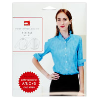Liesl + Co. Recital Shirt Sewing Pattern