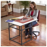 Sullivans Adjustable Add-A-Table