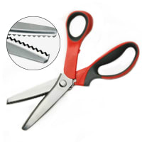 "Sullivans 9.5"" Pinking Shears"