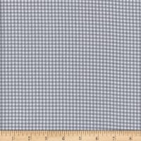 Flannel Gingham Stone