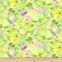P&B Textiles Naturesong Patch Green