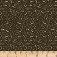 Washington Street Studio Classic Black & Tan Tapestry Black