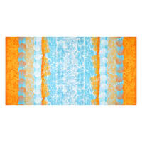 P&B Textiles Sea Shore Collection  Boarder Strip Multi
