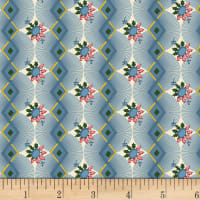Washington Street Studio Dargate Jellies Ombre Stripe Blue