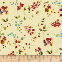 Washington Street Studio Dargate Jellies Floral Multi