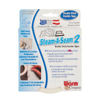 "Steam-a-Seam 2 Double Stick Fusible Tape 1/2"" X 20 Yard"