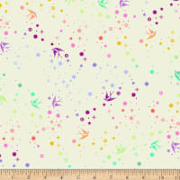Tula Pink Pinkerville by Fairy Dust Cotton Candy