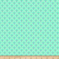 Tula Pink Pinkerville Serenity Cotton Candy