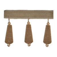 Kravet Design Gilded Teardrop Rose Gold T30612 417