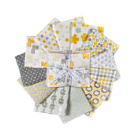 Kaufman Flannel Fat Quarter Bundle Cozy Cotton Multi