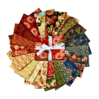 Kaufman Fat Quarter Bundles Imperial Collection Spring 20 Pcs