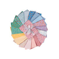 Kaufman Fat Quarter Bundles Southern Belles Multi 18 Pcs