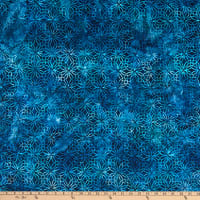 Kaufman Artisan Batiks Greenhouse 4 Knots Teal