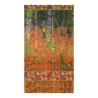 "Kaufman Gustav Klimt Tree 24"" Panel Autumn"