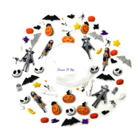 Dress it Up Embellishments Buttons Halloween