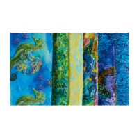 Fabric Editions Mystic Ocean Bundle, 6pcs.