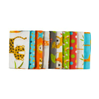 Fabric Editions Stay Wild Bundle, 10 pcs.