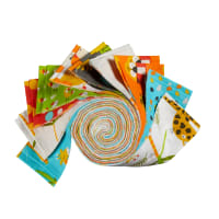 "Fabric Editions Stay Wild 2.5"" Strips, 20 pcs."