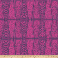 FreeSpirit Second Nature Dresden Lace Fuchsia