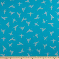 FreeSpirit Murmur Humming Birds Turqouise
