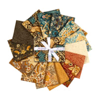 FreeSpirit Bloomsbury Fat Quarter 14 Pcs