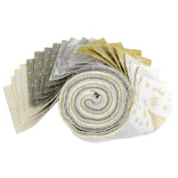 Fabric Editions Holiday Sparkle Strip 20 Pcs